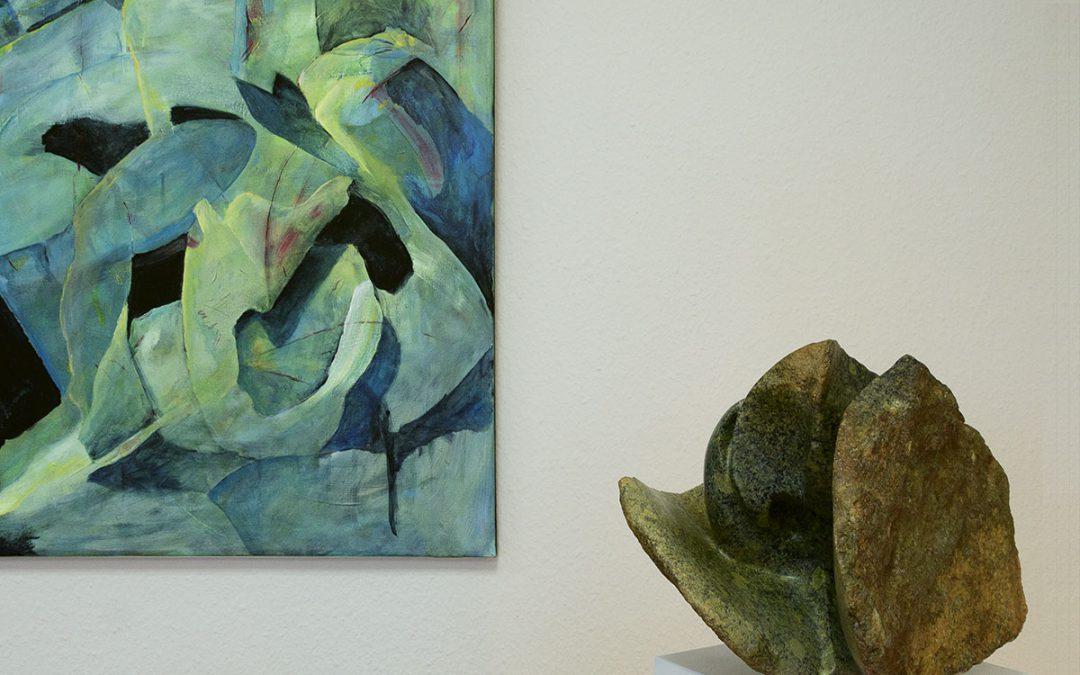 Formen – gefunden in Farbe und Stein